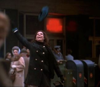 Mary Tyler Moore Hat Toss