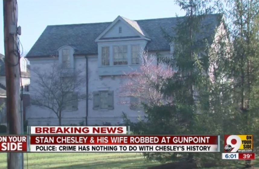 Stan Chesley Home Invasion