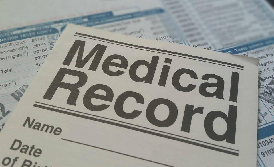 Filling out Medical Forms after Divorce