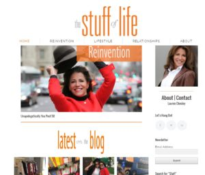 Stuff of Life Blog Lauren Chesley