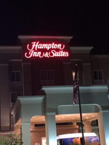Stuf of Life Lauren Chesley at Hampton Inn Buffalo