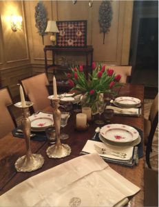Rosh Hashanah Table Stuff of Life Blog 2