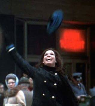 Mary Tyler Moore Hat Throw