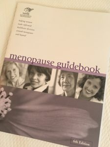 Menopause the book
