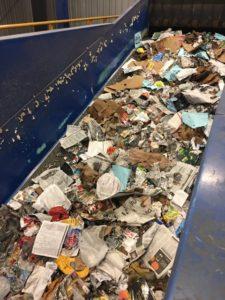 Paper Recycling Rumpke Dump Lauren Chesley