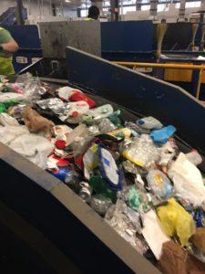Plastics Recylcing Rumpke Dump Lauren Chesley